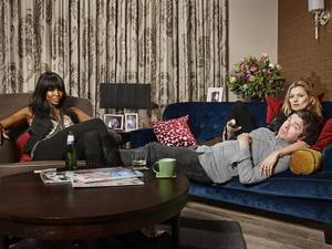 Kate Moss, Naomi Campbell, Noel Gallagher on Gogglebox for Stand Up to Cancer