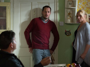 Nick's return shocks Ronnie and Charlie