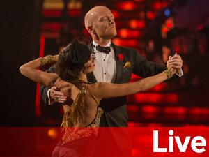 Strictly Come Dancing 2014 liveblog image
