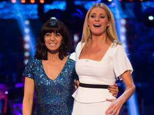 Strictly Come dancing results show, Claudia Winkleman and Tess Daly