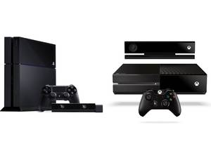 PS4 and Xbox One consoles