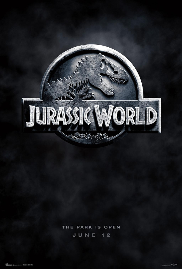 Jurassic World Teased In New Poster Quot The Park Is Open