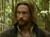 Tom Mison as Ichabod Crane in Sleepy Hollow season two premiere