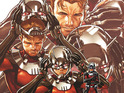 Marvel Comics announces the return of a dead hero to its new Ant-Man series.