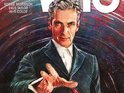 The acclaimed comics creators provide comedy strips for The Twelfth Doctor.