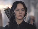 Katniss is shown the destruction wrought by the Capitol and President Snow.