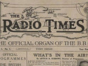 Genome Project website goes live with every edition of the Radio Times included.