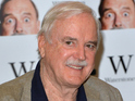 Time hasn't quite healed this Twitter spat: Cleese continues his anti-Piers Morgan stance.