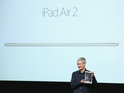Updates and commentary as Apple reveals its latest iPad tablets and more.