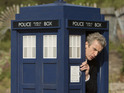 Has the TARDIS shrunk? Get a first look at this Saturday's episode.