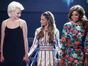 X Factor's Cheryl Fernandez-Versini is down to just two acts after two weeks.