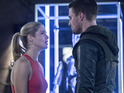 A death in the family rocks Team Arrow as the superhero drama continues.