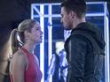 A death in the family rocks Team Arrow as the superhero drama continues.