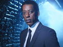 Orlando Jones as Irving in Sleepy Hollow