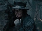 Watch Johnny Depp as The Wolf in Disney's Into the Woods