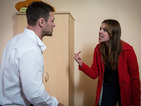 Coronation Street spoiler video: Tracy demands answers from Rob