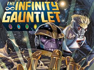 Infinity Gauntlet teaser