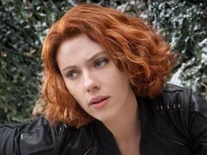 Black Widow in Avengers: Age of Ultron