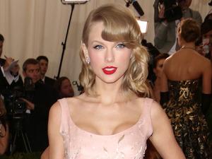 Costume Institute Gala Benefit celebrating Charles James: Beyond Fashion, Metropolitan Museum of Art, New York, America - 05 May 2014 Taylor Swift 5 May 2014