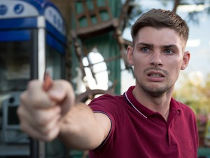 Ste lashes out at his family