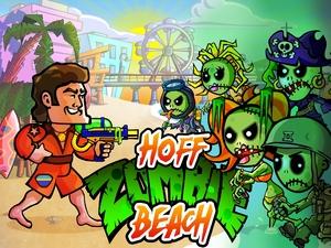 Hoff Zombie Beach