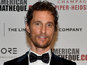 McConaughey to get Walk of Fame star