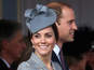 Kate makes public appearance after sickness