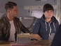Hollyoaks: Ziggy supports fearful Tegan