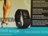 Leaked promo materials for the Fitbit Surge