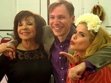 Paloma Faith with Shirley Bassey