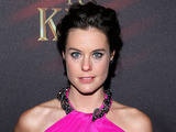 Ashley Williams attends the after party for the Broadway opening night of 'A Time To Kill'
