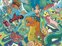 Tablet manufacturer Wacom announces a free comic anthology for January.