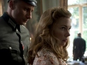 Michelle Williams finds forbidden love in World War II drama Suite Française.