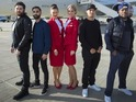 Listen to a live stream of Rudimental and Gorgon City performing on a flight.