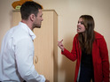 Watch a video preview of Monday's Coronation Street episodes.