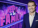 Bradley Walsh's game show sees two families battling it out for prizes.