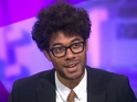 Guru-Murthy struggles to get information out of Ayoade in this slightly awkward interview.