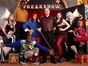 The AMC series follows Todd Ray as he pursues his dream of owning a freak show.