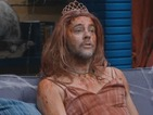 See Wayne Coyne dress up as Carrie for Halloween on Comedy Bang! Bang!