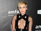 Miley Cyrus, Rihanna wear very little on top at amfAR charity gala