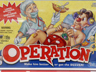 Operation game inventor needs money for an actual operation