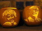 Coronation Street stars turned into Halloween pumpkins: See the pictures