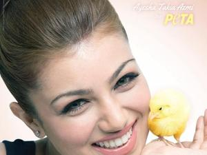 Ayesha Takia promotes World Vegan Day in new PETA campaign