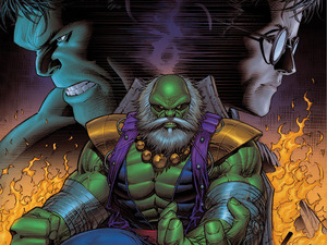 Hulk: Future Imperfect teaser