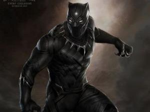 Marvel's Black Panther concept art