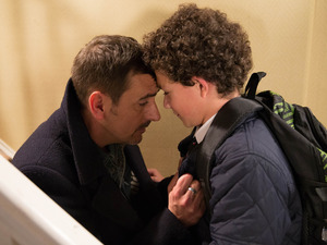 Peter tells Simon he is moving away