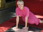 Kaley Cuoco-Sweeting gets Walk of Fame star