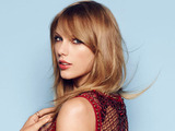 Taylor Swift in the December 2014 issue of Cosmopolitan