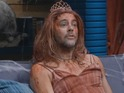 Flaming Lips star gets in the Halloween spirit for Comedy Bang! Bang!.