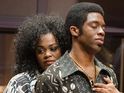 Marvel's newest star Chadwick Boseman delivers an electric performance as James Brown.